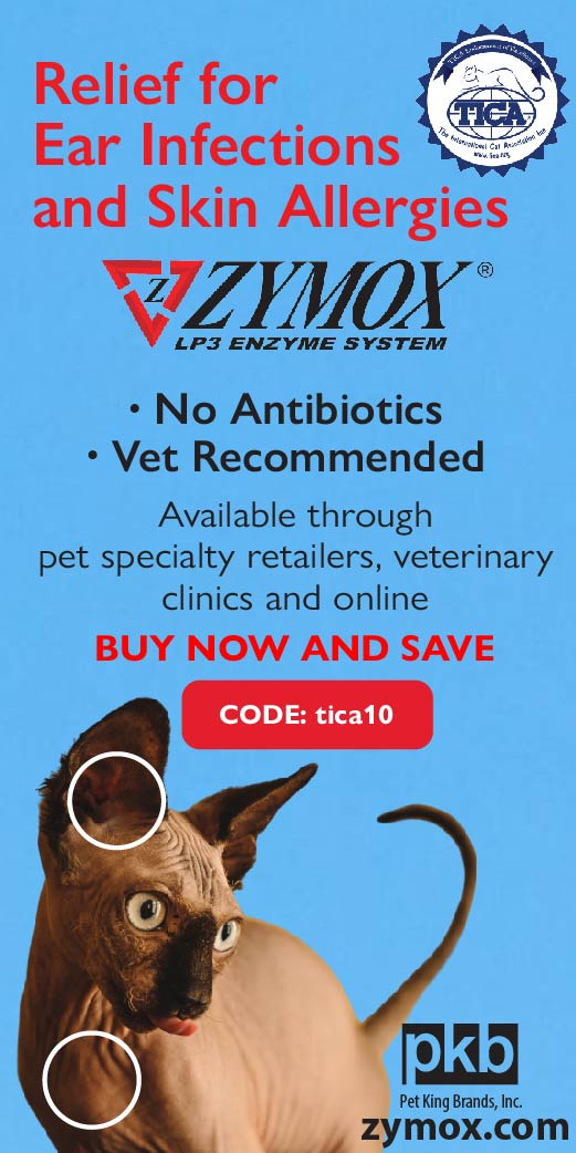 Zymox - Keep Your Cat's Ears and Skin Healthy