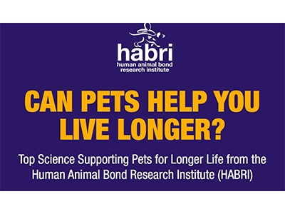 Can Pets Help You Live Longer